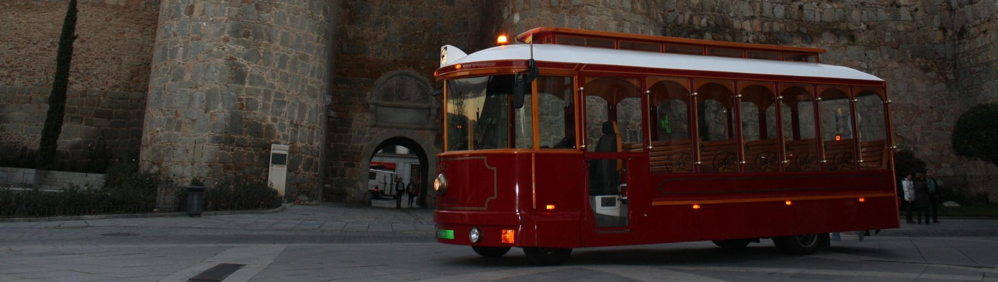 El Tranvía de Ávila